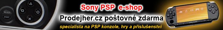 Prodejher.cz herní e-shop s poštovným zdarma na vše