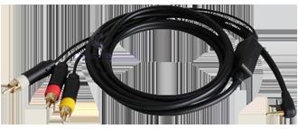 AV video kabel na PSP 2000/3000