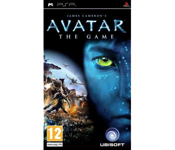 Avatar PSP hra