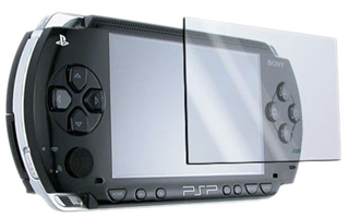 Ochranná fólie na displej PSP