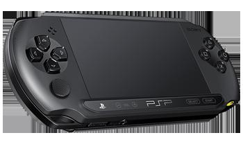 Sony PSP E1004 konzole
